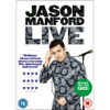 Jason Manford - Live 2011  artwork