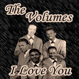 I Love You Van The Volumes Op Apple Music