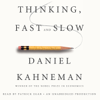 Daniel Kahneman - Thinking, Fast and Slow (Unabridged)  artwork
