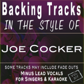 Backing Tracks in the style of Joe Cocker (Backing Tracks)
