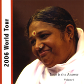 Love Is The Answer, Vol. 1-Amma