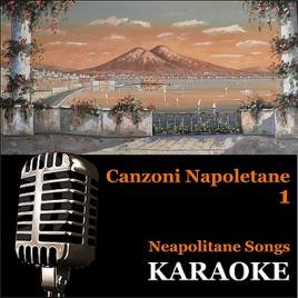 canzone napoletane karaoke