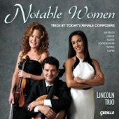 Jennifer Higdon - Piano Trio: I. Pale Yellow
