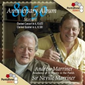 Andrew Marriner/Academy of St. Martin in the Fields/Neville Marriner - Clarinet Concerto in A Major, K. 622: II. Adagio