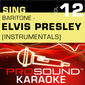 Teddy Bear (Karaoke With Background Vocals) [In the Style of Elvis Presley]