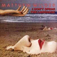 Matthew Wilder - Break My Stride artwork
