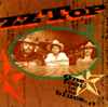 ZZ Top - One Foot In the Blues  artwork