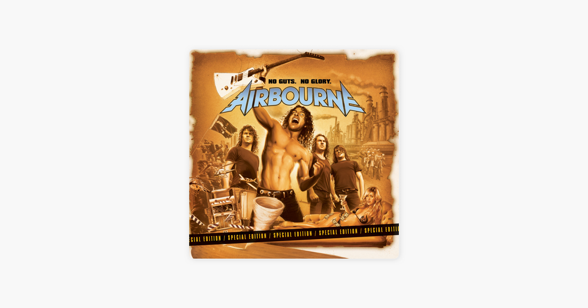 Airbourne - It Aint Over Till Its Over MP3 Download and Lyrics