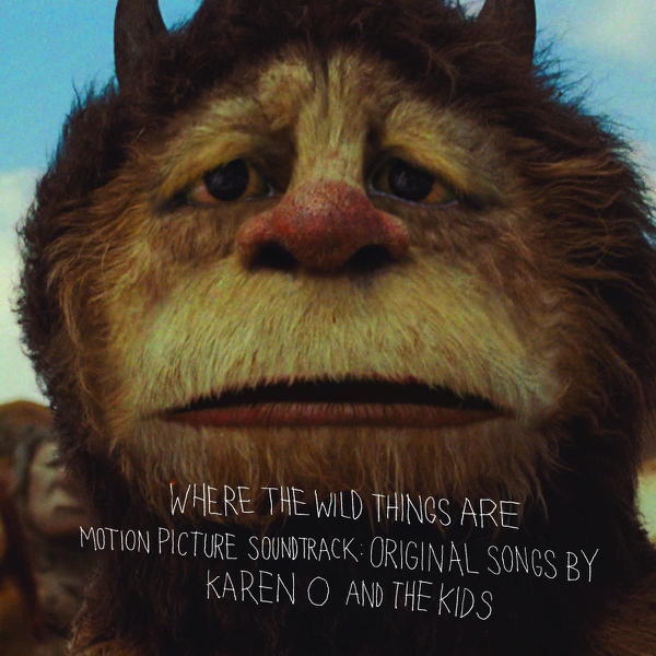 Where the wild things are (motion picture soundtrack) by karen o.