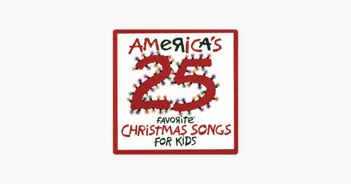America\'s 25 Favorite Christmas Songs for Kids by Studio Musicians ...