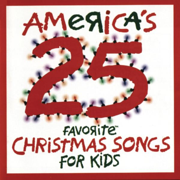 americas 25 favorite christmas songs for kids by studio musicians on apple music