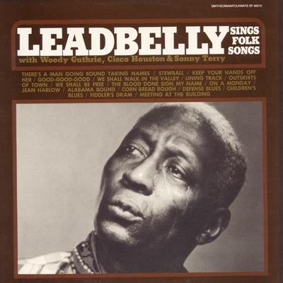 Lead Belly Sings Folk Songs - Lead Belly