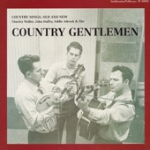 The Country Gentlemen - The Long Black Veil