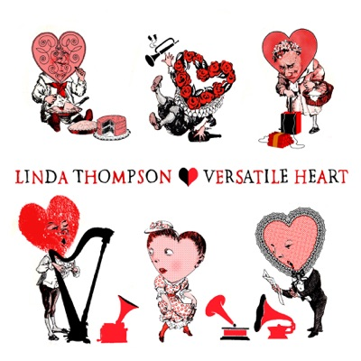 Versatile Heart - Linda Thompson