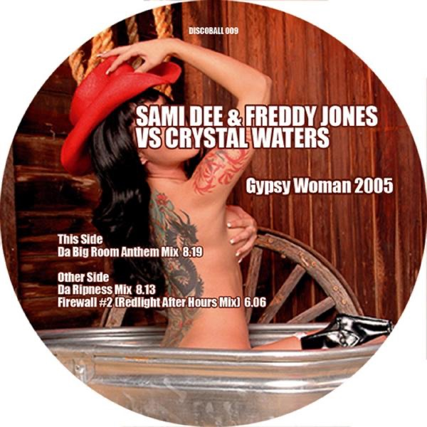 Gypsy Woman 2006 (La-Da-Dee) [feat. Crystal Waters]