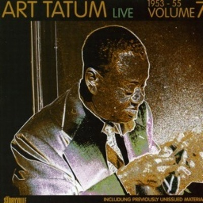 Live Vol. 7, 1953 - 1955 - Art Tatum