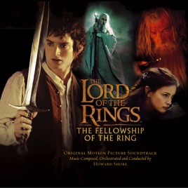 the lord of the rings the fellowship of the ring original motion