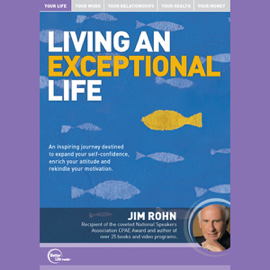 Living an Exceptional Life (Live) audiobook
