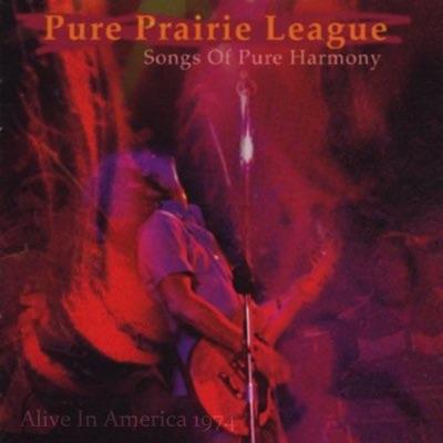 Alive In America '74 - Pure Prairie League