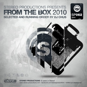 From the Box 2010 Selected and Running Order by Dj Chus