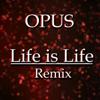 Opus - Life Is Life (Julian B. Remix) artwork