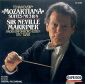 Suite No 3 In G Major Op 55 by Stuttgart Radio Symphony Orchestra