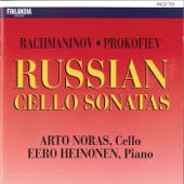 Arto Noras - Sonata for Piano and Cello in G minor Op.19 : IV Allegro mosso