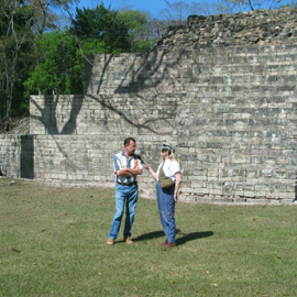 Copan Mayan Cultural Center, Honduras: Audio Journeys Explores One of the Mayan's Most Important Cultural Centers audiobook