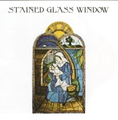 + Stained Glass Window - Yellow Balloon *