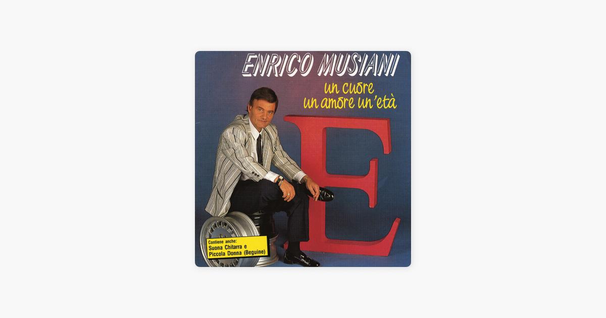 альбом Un Cuore Un Amore Un Eta Enrico Musiani