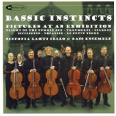Sinfonia Lahti Cello & Bass Ensemble - Mussorgsky/ Pictures At An Exhibition / (Promenade3)