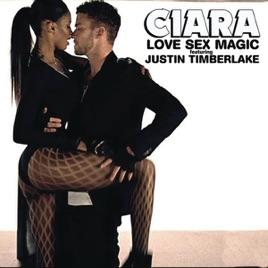 Ciara love sex magic written by