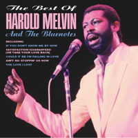 Harold Melvin & The Blue Notes - The Best Of Harold Melvin And The Bluenotes artwork