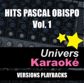 Hits Pascal Obispo, vol. 1 (versions playbacks)