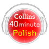 Collins - Polish in 40 Minutes: Learn to speak Polish in minutes with Collins artwork