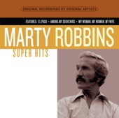 Marty Robbins - El Paso City (Album Version)