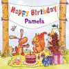 Happy Birthday Pamela - The Birthday Bunch