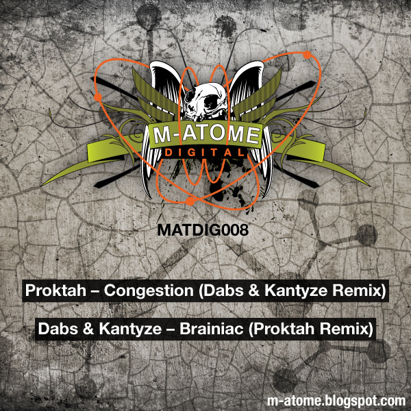 M-Atome Digital 008 - Single by Proktah, Dabs & Kantyze on iTunes