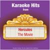 Zero To Hero (In The Style Of Hercules) - Ameritz - Karaoke