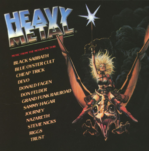 Heavy Metal (Music from the Motion Picture) - Various Artists