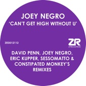 Joey Negro - Can't Get High Without You(Joey Negro Club Mix)