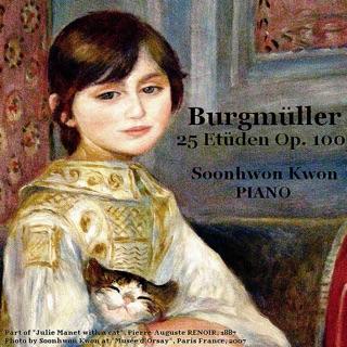 Free Piano Sheet Music – Ballade Op. 100 No. 15 – Burgmuller