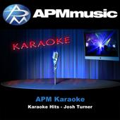 Your Man (Karaoke Version)-APM Karaoke