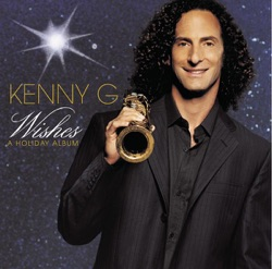 View album Kenny G - Wishes a Holiday Album