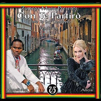 Zumega Music Presents (Con Te Partiro) - EP - Alicia