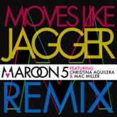 Moves Like Jagger (Remix) [feat. Christina Aguilera & Mac Miller] - Single