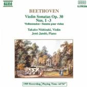 Violin Sonata No. 7 in C minor, Op. 30, No. 2 : I. Allegro con brio artwork
