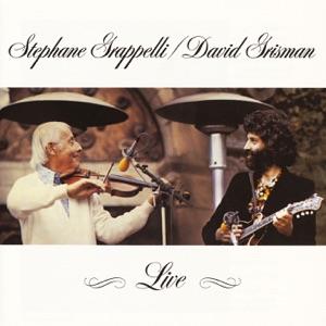 Stephane Grappelli and David Grisman - Live
