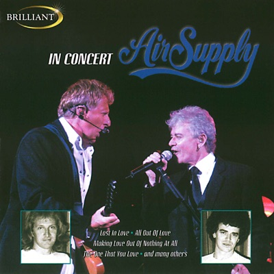 In Concert - Air Supply