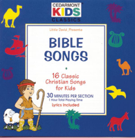 Cedarmont Kids - Bible Songs artwork